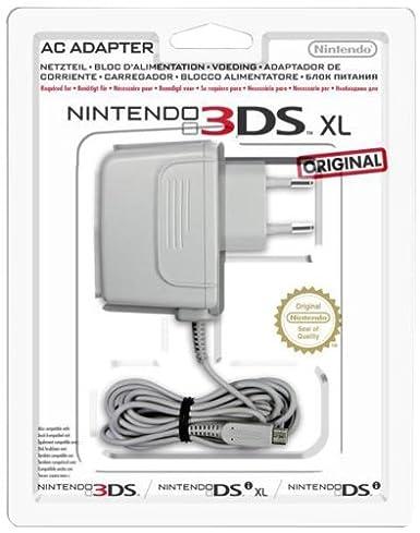 Nintendo 3DS XL - Adaptador de corriente por Nintendo 3DS ...