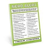 Knock Knock Nifty Note, Nerd Alert (12124)