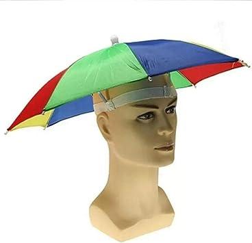 Gorra de sombrilla Gorras de Pesca Sombrero de sombrilla Sombrilla ...