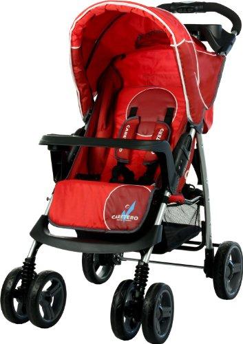 Sport-Kinderwagen Monaco Rot