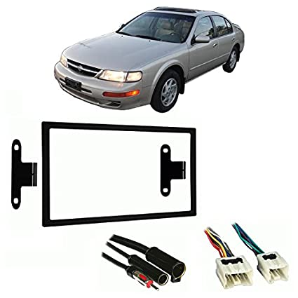 Amazon.com: Compatible with Nissan Maxima 1995-1999 Double ... on