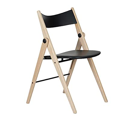 Sedie Pieghevoli Legno Ikea.Ikea Terje Sedia Pieghevole Bianco Legno Massello Sedia In Legno