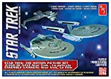 Round 2 Star Trek: The Motion Pictures: Cadet Series 1:2500 Scale Model Kit Set