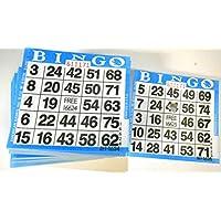Tarjetas de Bingo Pushout (500 ct)