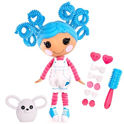 Mga Lalaloopsy Silly Hair - Mittens Fluff N Stuff from MGA Entertainment