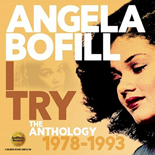 Angela Bofill - I Try  The Anthology 1978 - 1993 - (SMCR 5157D) - 2CD - FLAC - 2017 - WRE Download