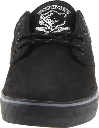 Globe Skate Shoes ELLIS MOTLEY BLACK WOLFKNIVES