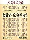 Chorus Line, A Vocal Score
