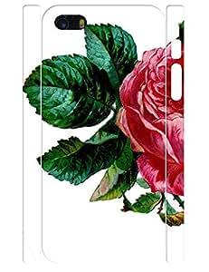Classy Rose 3D Print Super Smooth Phone Aegis Case for Iphone 5 5S by icecream design