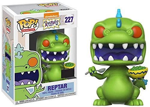 Funko Pop Animation: Reptar with Cereal - Rugrats (FYE -