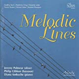 Bush; Dring; Lalliet; Poulenc; Stoker; Thompson: Melodic Lines - Oboe, Bassoon & Piano by Various Composers