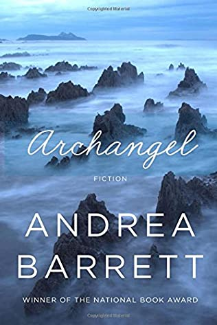 book cover of Archangel