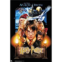 Grupo Erik Editores Poster Harry Potter à l'école des Sorciers