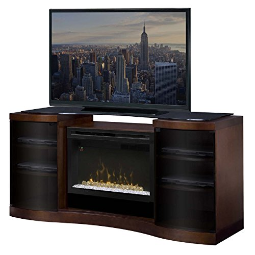 Dimplex Acton Electric Fireplace Media