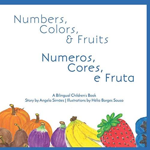 Numeros, Cores, e Fruta - Numbers, Colors and Fruits (Portuguese - Color Fruit