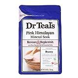 dr teal's pink himalayan mineral soak, 1.36 kilogram