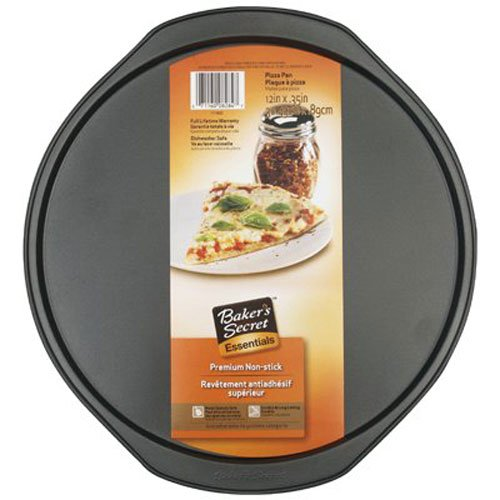 Baker`s Secret Essentials 12 Inch Pizza Pan by World Kitchen