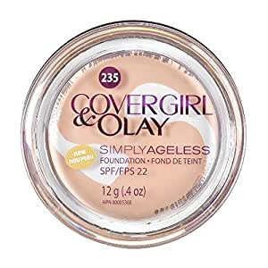 COVERGIRL+Olay Simply Ageless Makeup Primer, 1 oz