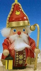 Amazon.com: Steinbach St Nicholas Wooden German Christmas ...