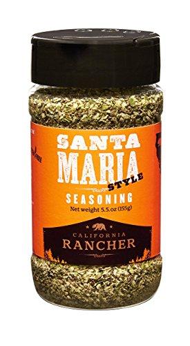California Rancher's Santa Maria Style Steak Seasoning, 5.5oz