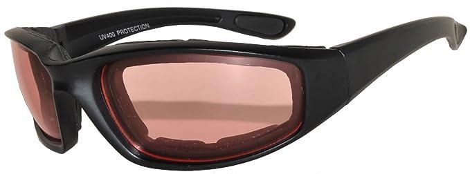 Amazon.com: Acolchado de Espuma de Motocicleta anteojos ...