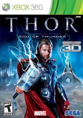 Thor: God of Thunder - Xbox 360 (Thor Games)