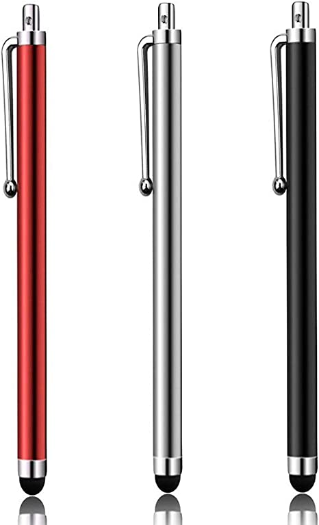 Multi Function Screen Stylus Pen with Spirit Level E9Y4 Screwdrive Se S0F5 Y2A4