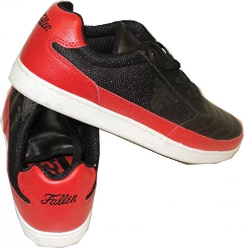 Pivot Red Black Fallen Skateboard Shoes OwCpUgq