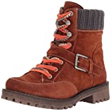 Bos. & Co. Women's Colony Hiking Boot, Rust/Grey Oil Suede/Sweater, 39 M EU (8-8.5 US)