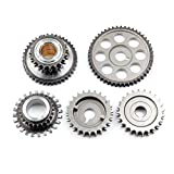 SCITOO Timing Chain Kit and Water Pump fits for