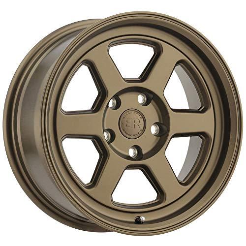 Black Rhino Rumble Custom Wheel - Bronze - 16