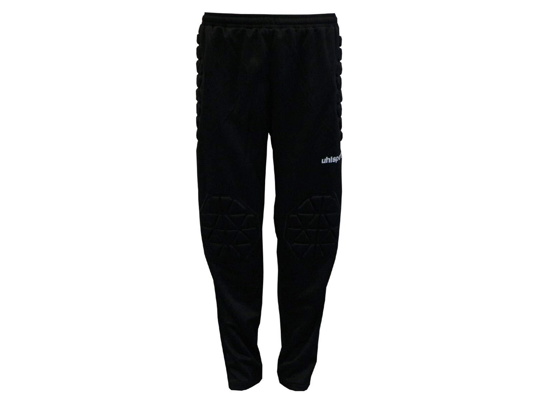 uhlsport Essential Pantalon de Gardien de But Noir