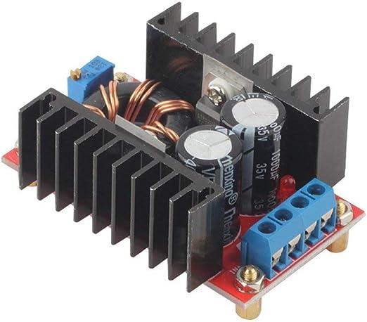 150W DC-DC Boost Converter 10-32V /à 12-35V Step Up Chargeur Power Module