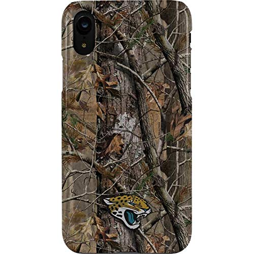 Jacksonville Jaguars iPhone XR Case - Realtree NFL | Skinit Lite Case - Ultra-Thin, Lightweight iPhone XR Cover