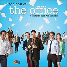 the office calendar