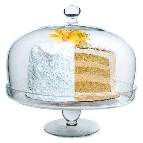 Artland Simplicity Cake Plate with Dome