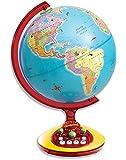 Educational Insights GeoSafari Jr. Talking Globe Junior