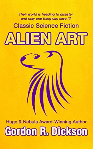 book cover of Alien Art