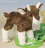 "Douglas Cuddle Toys Buffy Baby Goat 6"""