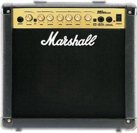 Amplificador para Guitarra Marshall MG15CD MG-15CD 15 Watt ...