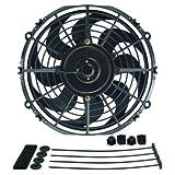 "Derale 18910 10"" Dyno-Cool High Performance Electric Fan"