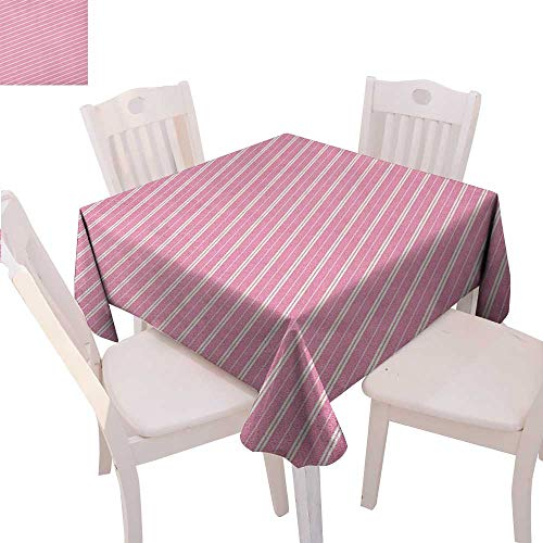 John Deere Tapestry - BlountDecor Geometric Customized Tablecloth Cute Feminine Design Diagonal Lines in Romantic Valentines Day Themed Image Tablecloth That can be Used as a Tapestry 60