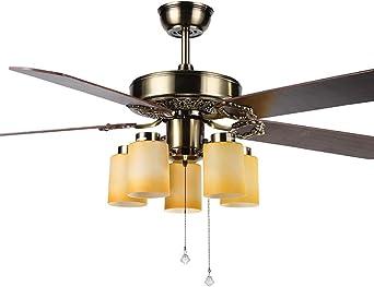 Accesorios de iluminación para ventiladores de techo en interiores ...