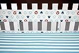 Disney Crib Liner, Mickey