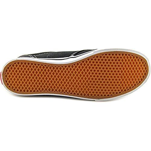 Furgoni Sneakers Unisex-erwachsene Atwood In Tela (tela) Nero / Bianco