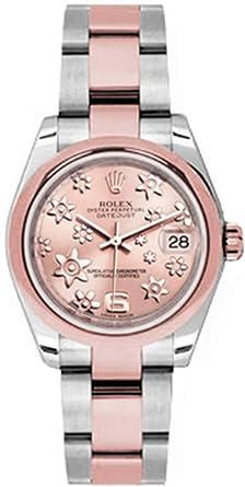Amazon.com Rolex Lady,Datejust 31 Steel \u0026 Gold 178241