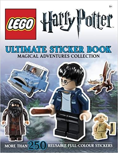 LEGO® Harry Potter Magical Adventures Ultimate Sticker Book ...