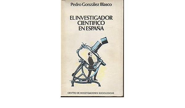 El investigador científico en España (Monografías): Amazon.es ...