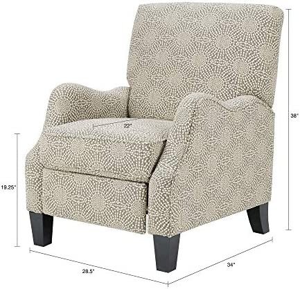 Madison Park Hoffman Recliner Chair