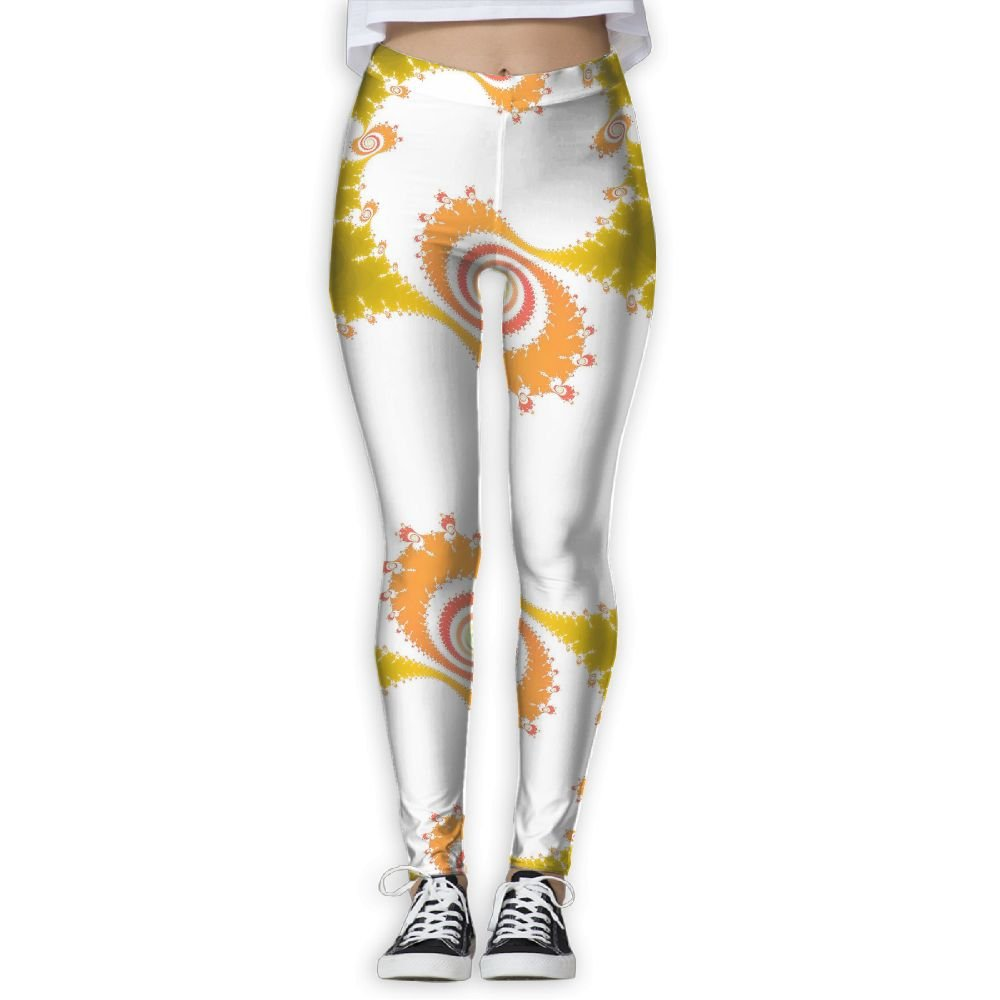 Homlife Abstract Art Paint 3D Printing Yoga Leggings Pants ...
